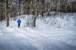 Jak ubrać się zimą na bieganie?