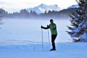 bielizna termoaktywna, Bielizna termoaktywna dla narciarzy